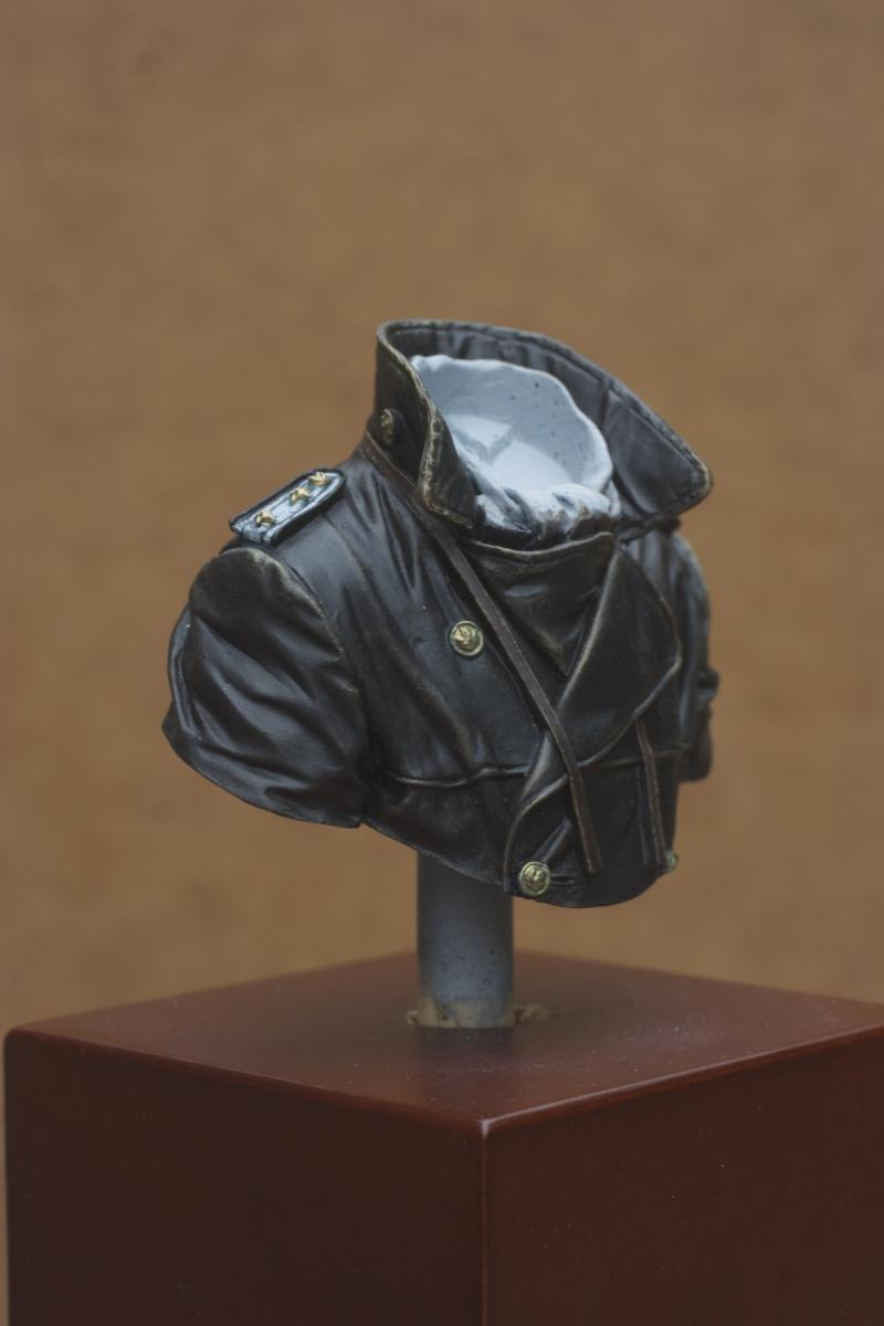 Buste U-Boat Commander - le début: la veste. 27/05 Img_5641