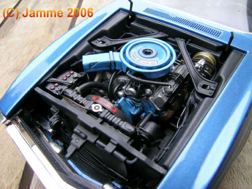 Ford Mustang Shelby GT 500 Revel 1/25 Jadoks11
