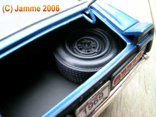 Ford Mustang Shelby GT 500 Revel 1/25 Jadoks13