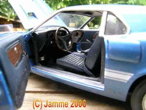 Ford Mustang Shelby GT 500 Revel 1/25 Jadoks14