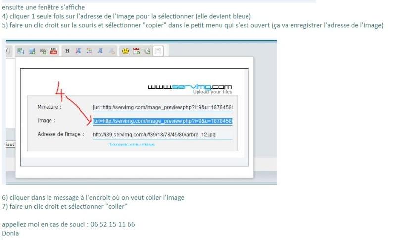 Comment insérer une image sur le forum Inerti12