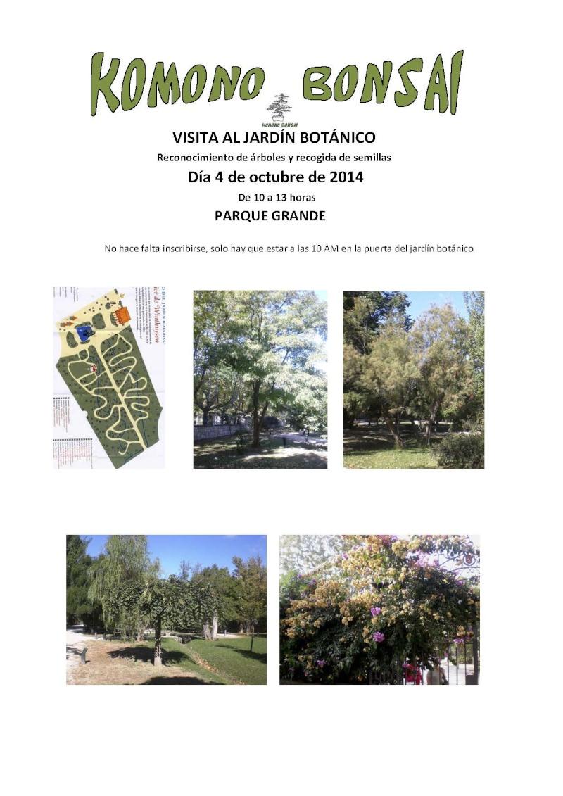 Salida al Jardín Botánico Jardyn10