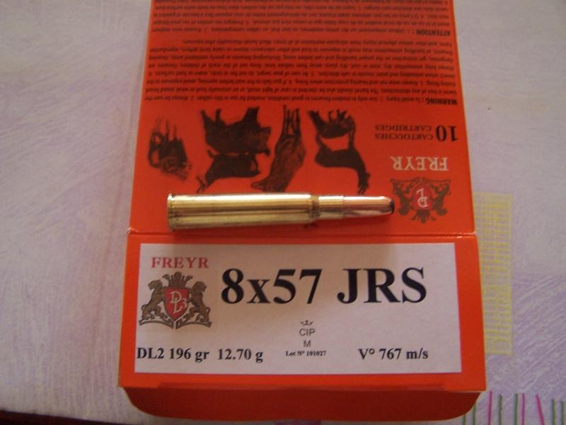 munition freyr 8x57jrs (DL2) 196 grains 101_1110