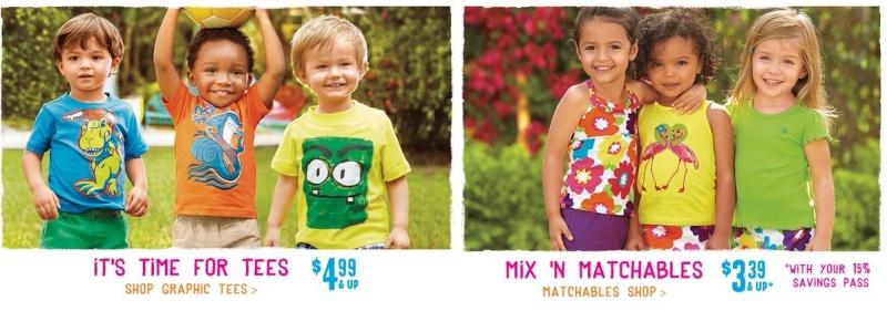 Childrenplace: детская одежда. Купон на 20% скидки. И только до 12.00 10 июня бесплатная доставка по США. Ddnddn28