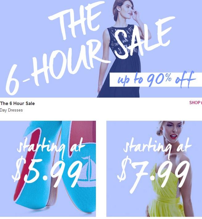 Дни распродаж в ideeli. Цены от $5. Одежда, обувь, купальники, сумки, очки. Ddnddn44