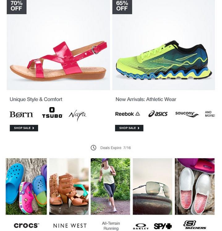 Купон для 6pm: обувь по самым низким ценам. Скидка на обувь от Shoebuy - $20. Ddnddn50