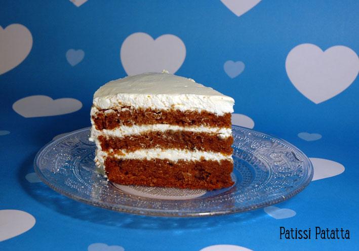 Carrot cake et cream-cheese Carrot11
