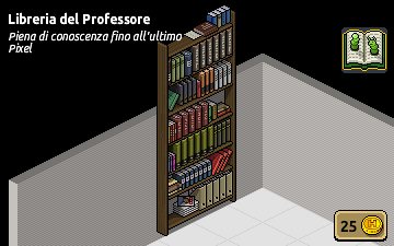[ALL] Libreria del Professore - Raro University - Pagina 3 Scherm60