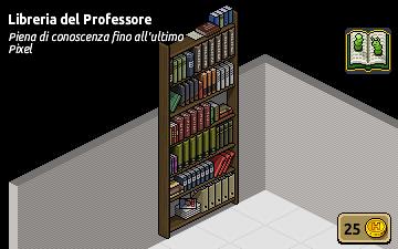 [ALL] Libreria del Professore - Raro University - Pagina 2 Scherm60