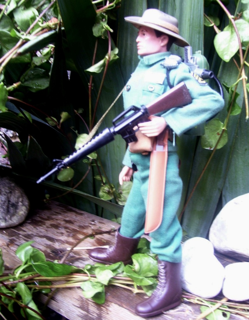 Jungle Marines Fighter  1967 100_8635