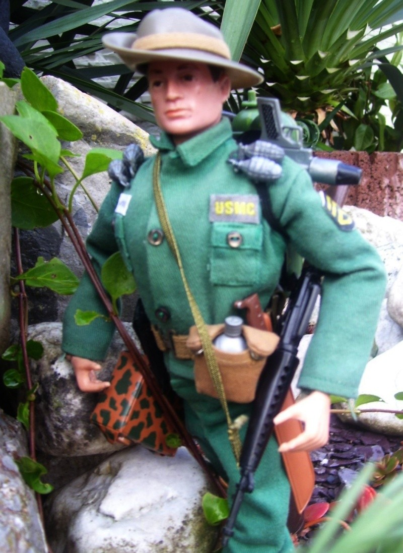 Jungle Marines Fighter  1967 100_8641