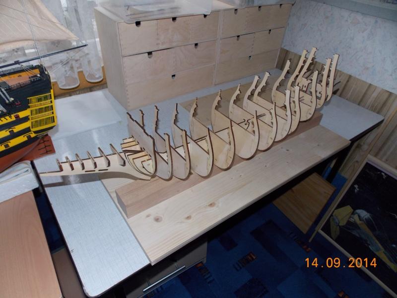 Endriks HMS  SOVEREIGN OF THE SEAS  1:84 1310