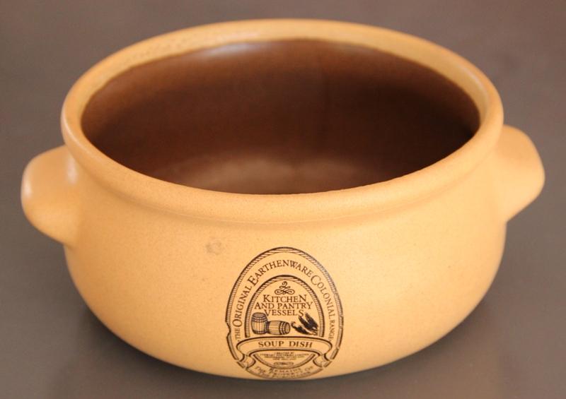 Stewart Pottery Original Earthenware Colonial Range Img_1736