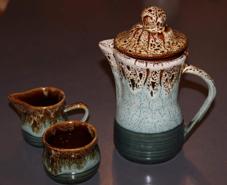 Royal Oak Coffee Pot/Lidded Jug Img_1941