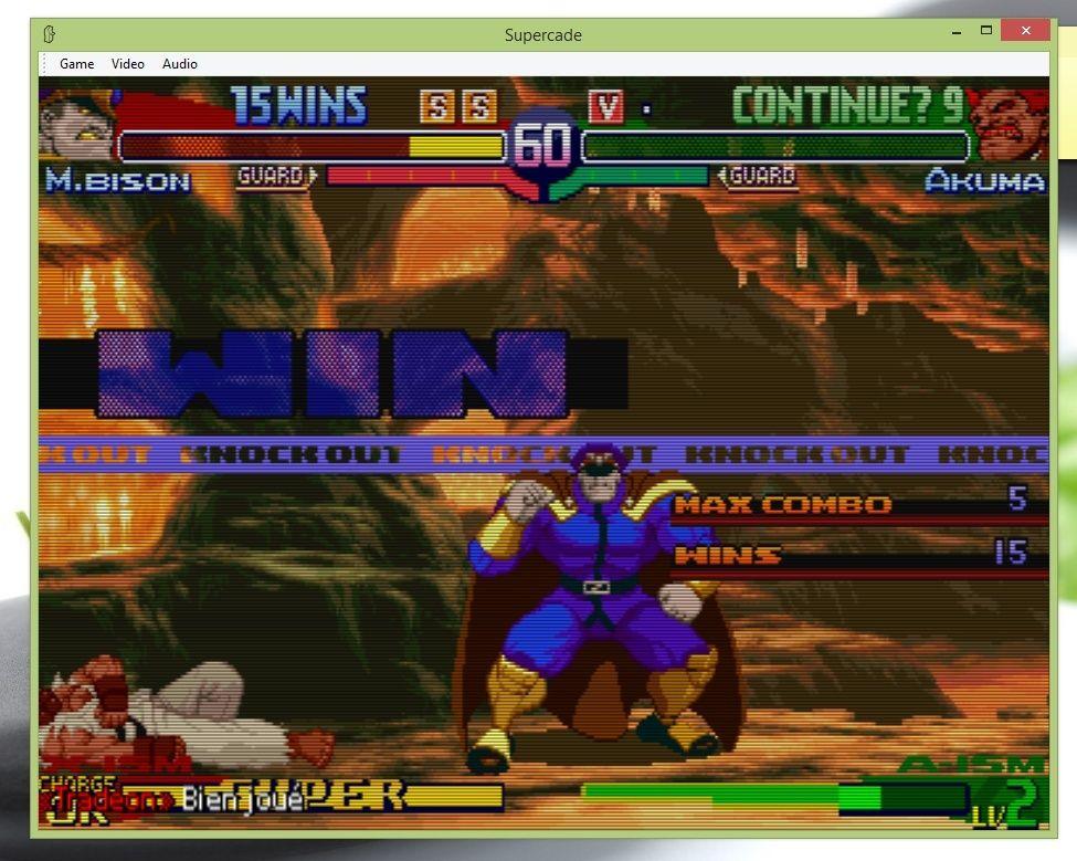 Les défis de Retro Fighters 15vic10