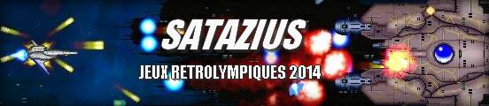 [Jeux Rétrolympiques 2014] Round 4 : Satazius PC Sat910