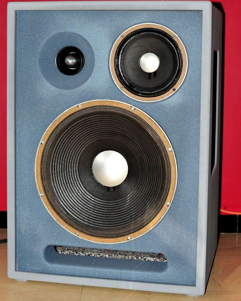 Réédition limitée de la   Will Audio C115 , full JBL Alnico  Dsc_1711