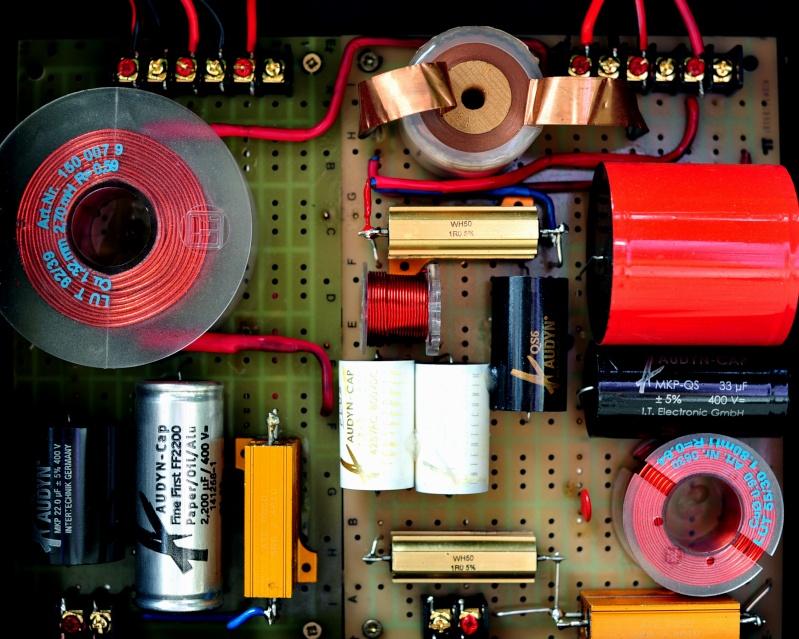 Réédition limitée de la   Will Audio C115 , full JBL Alnico  Dsc_1718
