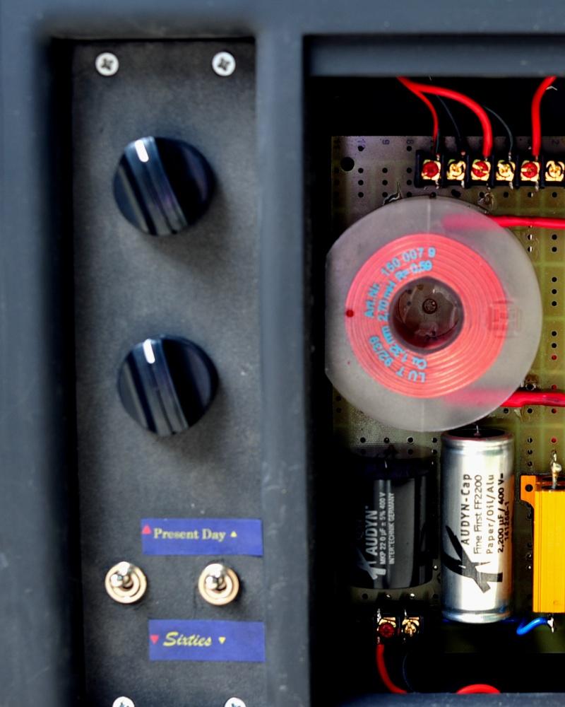 Réédition limitée de la   Will Audio C115 , full JBL Alnico  Dsc_1719