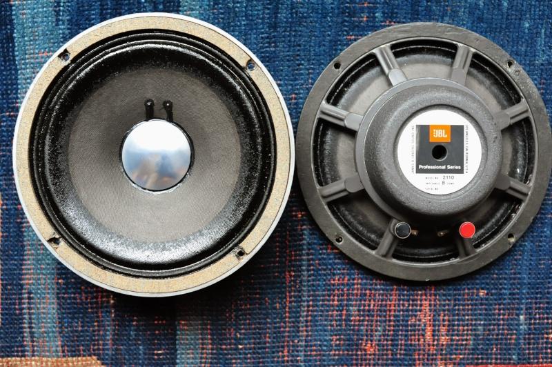 Réédition limitée de la   Will Audio C115 , full JBL Alnico  Dsc_1813