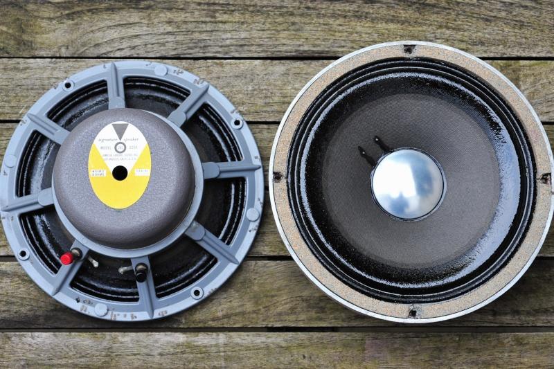 Réédition limitée de la   Will Audio C115 , full JBL Alnico  Dsc_1814