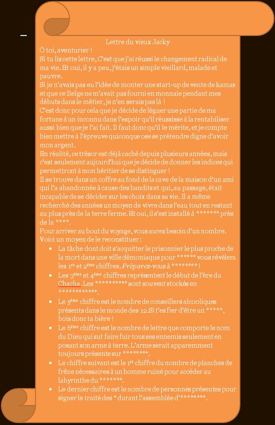 [EVENT] Le parchemin du vieux Jacky - Page 2 Captur22