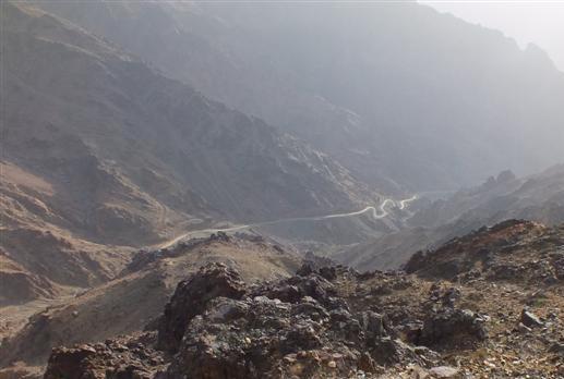 رحلة بالصور من قرية الفقره ( مصيف المدينة المنورة ) Lk110