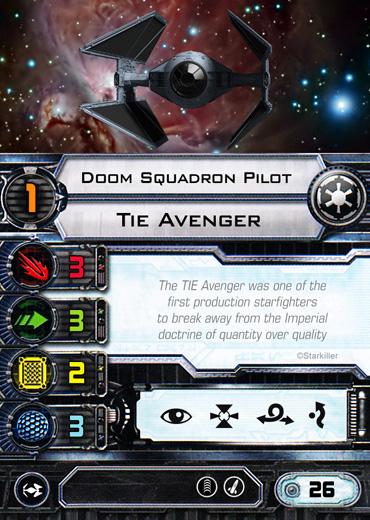 Orakel: Tie Avenger Tieave10