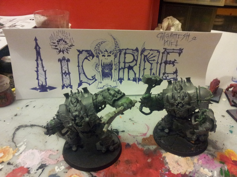 [kielran - chaos ] duo de dread iron warrior pack 2 20140611