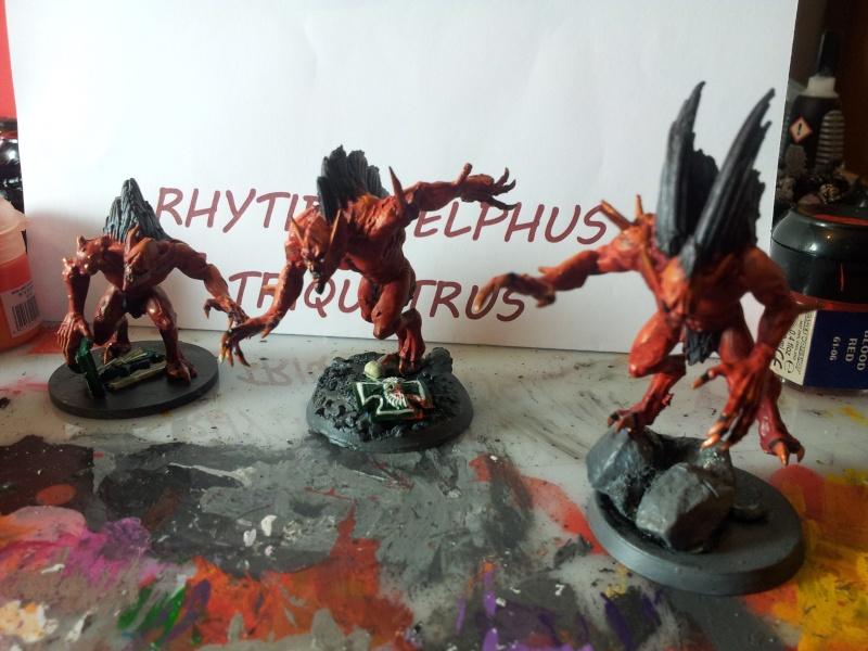 [finit] [ Kielran - chaos ] les betes rouges 20141015