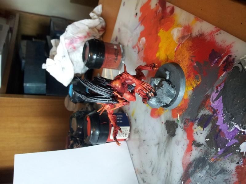 [finit] [ Kielran - chaos ] les betes rouges 20141017