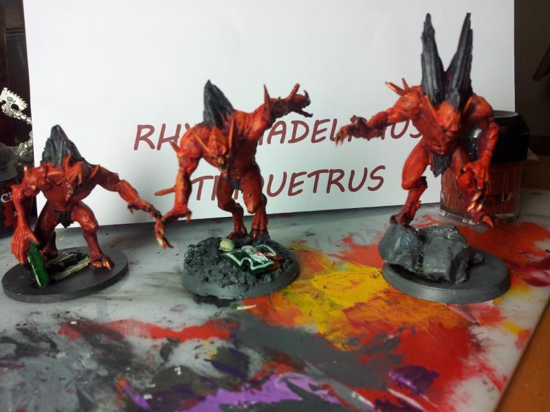 [finit] [ Kielran - chaos ] les betes rouges 20141018