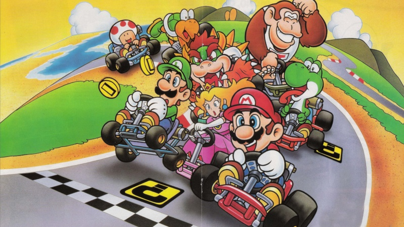 Community: Finding the Best Mario Kart 110