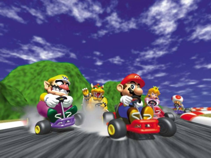 Community: Finding the Best Mario Kart 24837110