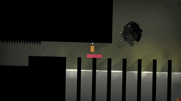 Review: Thomas was Alone (Wii U eShop) 630x23