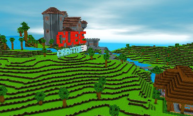 Cube Creator 3D 630x24