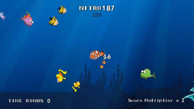 Review: Plenty of Fishies (Wii U eShop) 630x28