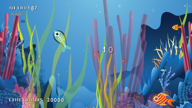 Review: Plenty of Fishies (Wii U eShop) 630x29