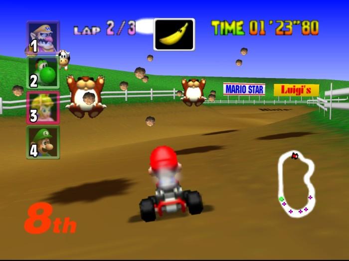 Community: Finding the Best Mario Kart Kerbs-10