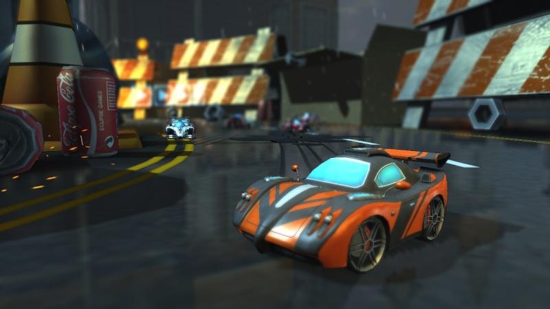 Super Toy Cars Review (Wii U eShop) Screen13