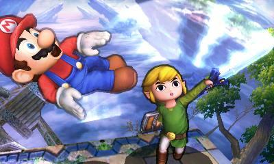 Super Smash Bros. for 3DS Demo Challenge [Won by Dash] Super-12