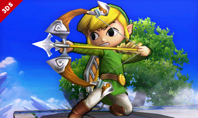 Super Smash Bros for Nintendo 3DS Tournament Super-13