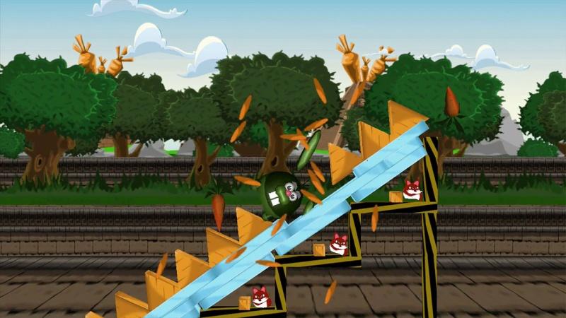 Review: Angry Bunnies: Colossal Carrot Crusade (Wii U eShop) Wiiu_a11