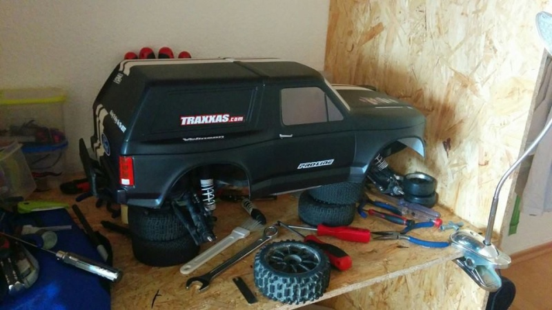 Proline Ford Bronco 1981 für Traxxas Slash (2wd) 10501510