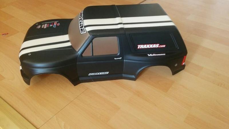 Proline Ford Bronco 1981 für Traxxas Slash (2wd) 10590410