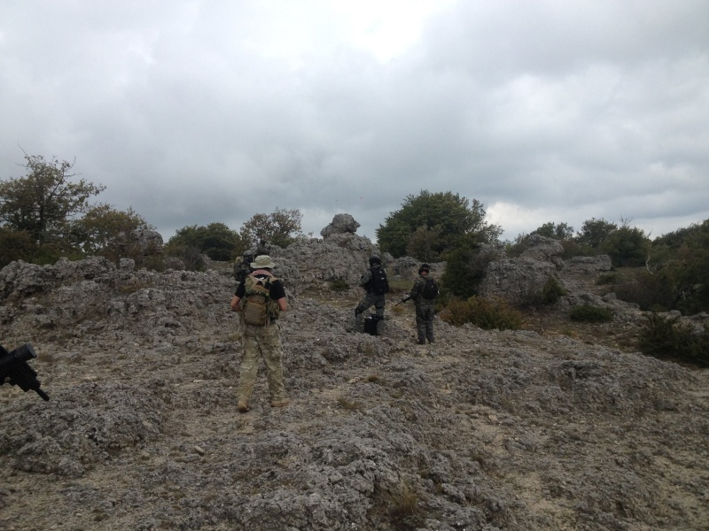 opération: en territoire ennemi 28 Septembre 2014 10662010