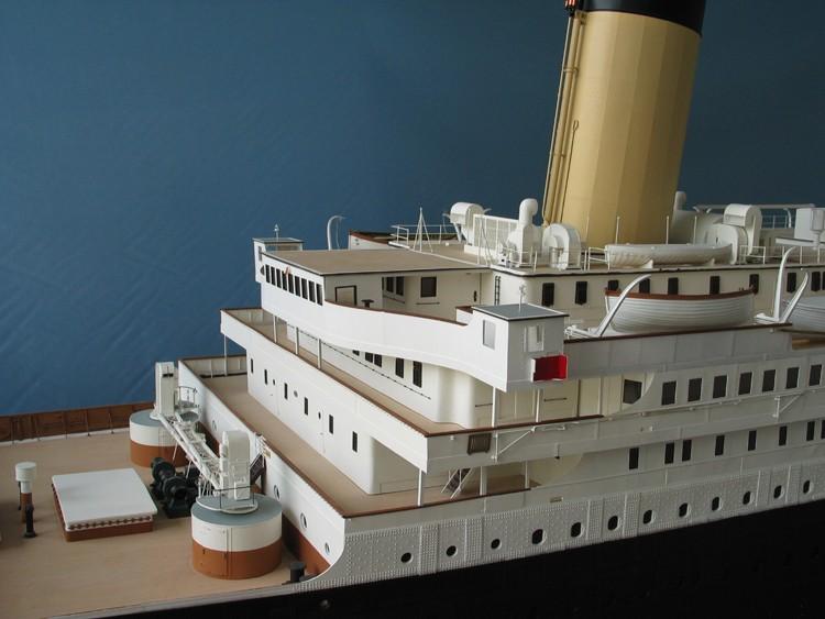 titanic - TITANIC 1:144 di BILLING BOATS 026_ti10