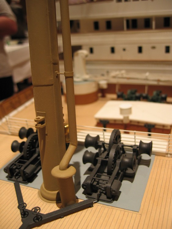 titanic - TITANIC 1:144 di BILLING BOATS 127_2710
