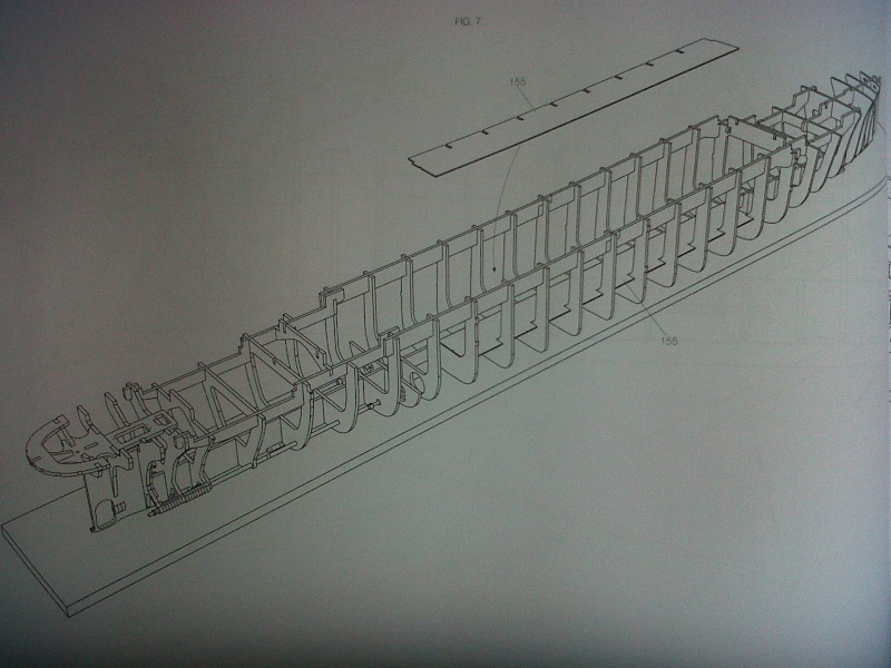 TITANIC 1:144 di BILLING BOATS  -  manuale Foto_110