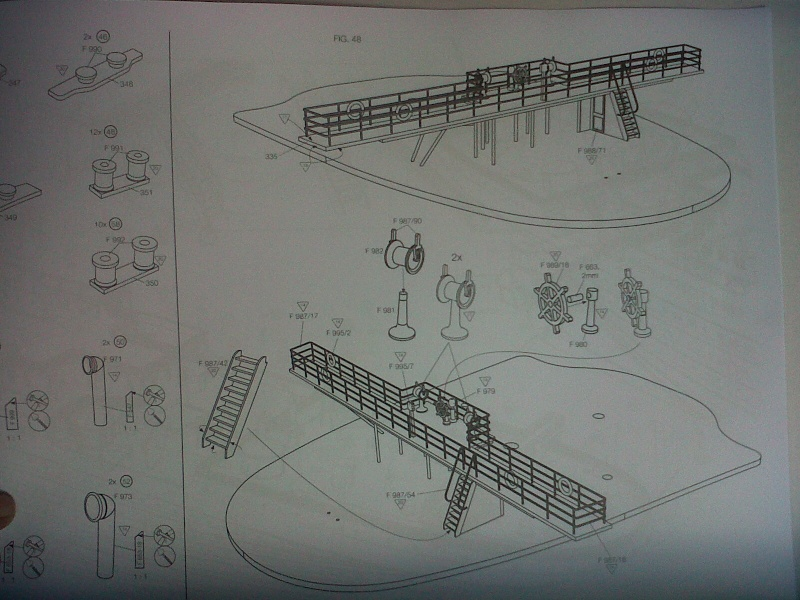TITANIC 1:144 di BILLING BOATS  -  manuale Foto_111